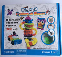 Конструктор Bunchems Банчемс 300 шт + 36 деталей