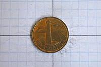 Барбадос 5 центов 2003(АГ-7)
