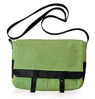 Messenger bag canvas, мессенджер, фото 1