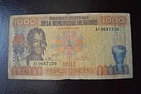 Гвинея/Guinea 1000 Francs 1985 год Pick 32