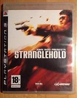 Видео игра Stranglehold (PS3)
