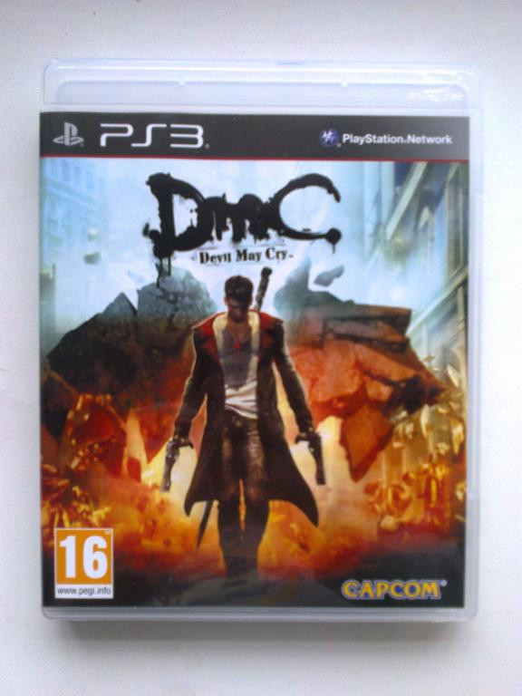DMC Devil May Cry (PS3) рус.