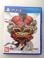 Street Fighter V (PS4) рус
