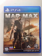 Mad Max (PS4) рус