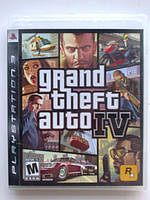 Видео игра GTA 4 (PS3)