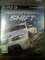 Видео игра NFS shift / Need For Speed (PS3) рус