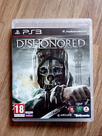 Видео игра Dishonored (PS3) рус.