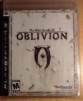Видео игра The Elder Scrolls IV Oblivion (PS3)