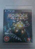 Видео игра Bioshock 2 (PS3)