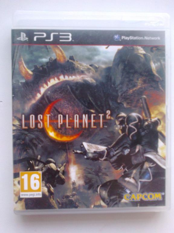 Видео игра Lost Planet 2 (PS3)