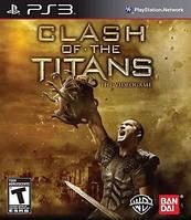Clash of the titans  Битва титанов (PS3)