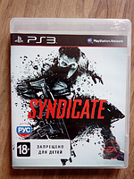Видео игра Syndicate (PS3) рус