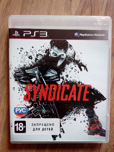 Syndicate (PS3) рус