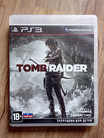 Видео игра Tomb Raider (PS3) рус