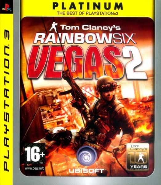 Видео игра Rainbow Six Vegas 2 (PS3)