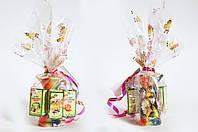 Подарунковий набір №2(аромолампа Альтанка , ефірні олії сосни 5 мл, апельсину 5 мл, ілангу 5 мл)