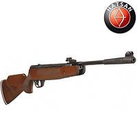 Пневматическая винтовка Hatsan Striker 1000X, дерево, 4,5мм, 305 м/с, есть возможность установки прицела,