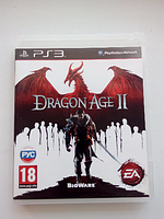Видео игра Dragon Age 2 (PS3) рус.