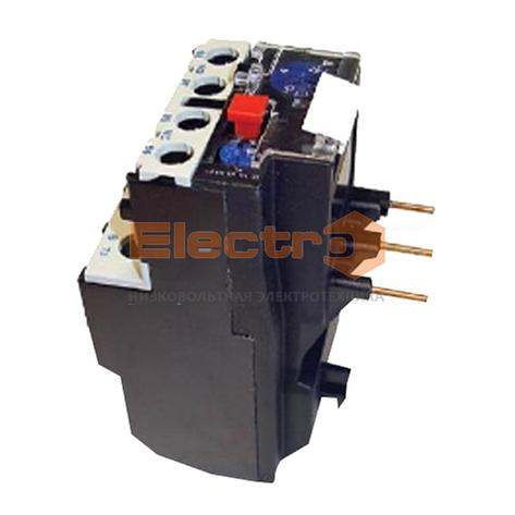 Электротепловое реле РЛТн  1А - 1,6А, фото 2