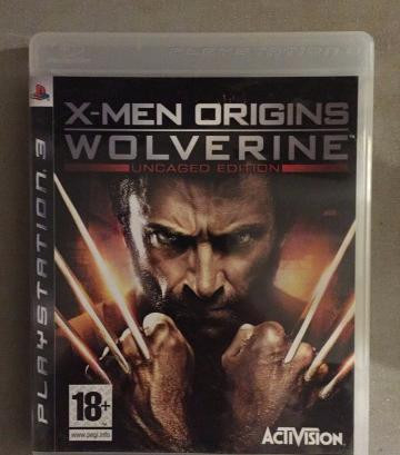 Видео игра X-Men Origins: Wolverine (PS3)