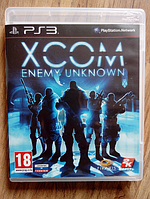 Видео игра XCOM: Enemy Unknown (PS3) рус.