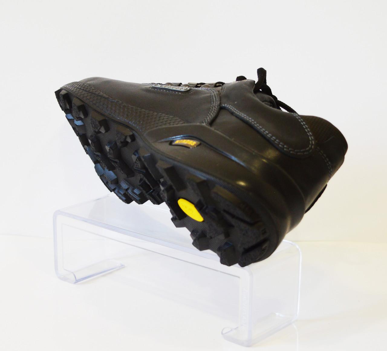 11710cc9e Мужские черные ботинки Konors 461, цена 886,50 грн./пара, купить в  Александрии — Prom.ua (ID#372205424)