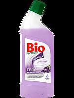 """Гель для чистки унитазов Лаванда """" BioF """", 1000 мл."""