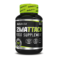 Повышение тестостерона BioTech ZMAttack (60 tabs)