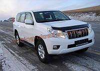 Дефлекторы капота Sim для Toyota Land Cruiser Prado 2009-13