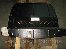 Защита двигателя на Hyundai Tucson с 2004 г. ZiPoFlex (ТД Кольчуга)