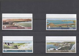 SWA ГЭС 1980г. MNH Серия