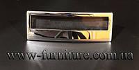 Ручка  GOMME 96 mm Хром, фото 1