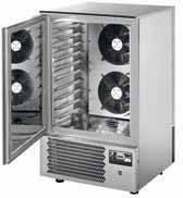 Шкаф шокового охлаждения и заморозки 10xGN 1/1 GGG AT10ISO