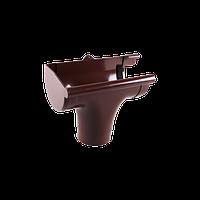 Ливнеприемник правый/левый водосточная система Profil 130