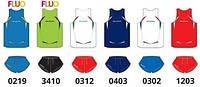 Комплект формы для легкой атлетики Givova Kit Sparta