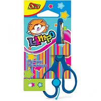 Ножницы детские Olli limpo OL-003 с возвратным механизмом, в блистере
