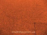 Шерсть вареная костюмная (теракот) (арт. 06427) отрез 1,48 м