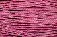 Шнур 6мм плотный (100м) розовый , фото 1