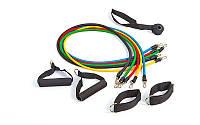 Набор эспандеров для фитнеса (Power Bends) FI-5955