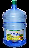 Питьевая вода Чистый источник 19 л