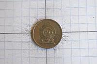 Шри-Ланка, 25 центов, 1991(АГ-21)
