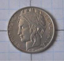 Италия 100 лир,1998г (АА-15)