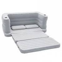 Bestway велюр-диван 75063 (200*160*64 см )