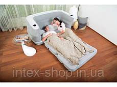 Bestway велюр-диван 75063 (200*160*64 см ), фото 3
