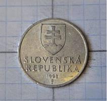 Словения 50 геллеров 1993 г (АБ-18)
