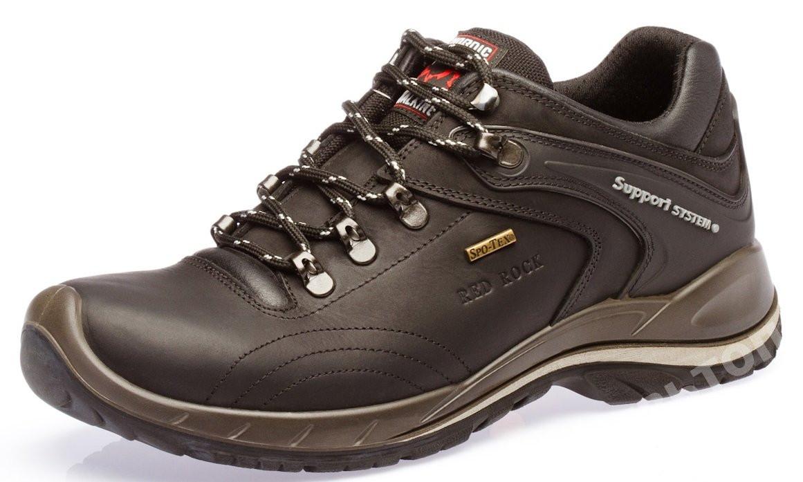 Низкий ботинок Grisport Red Rock итальянские 11103 40р. скидка последняя пара