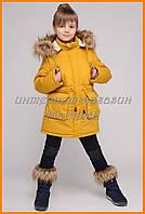 Зимнее детское пальто DT-8236 | Детская зимняя куртка