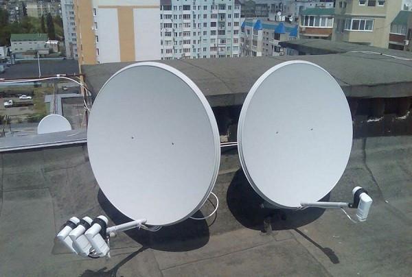 Full HD спутниковое телевидение