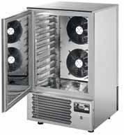 Шкаф шокового охлаждения и заморозки 7xGN 1/1 GGG AT07ISO