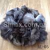 Меховые бубоны (помпоны) из песца 13-15см
